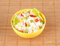 λαχανικά ρυζιού Στοκ Φωτογραφίες