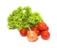 λαχανικά σαλάτας μαρου&lambd Στοκ Εικόνα