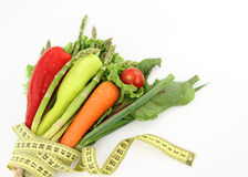 λαχανικά σιτηρεσίου Στοκ Φωτογραφίες