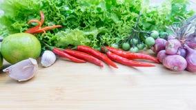 Λαχανικά στο δάσος Στοκ Εικόνες