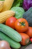Λαχανικά στο σάκο Στοκ Φωτογραφία