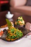 Λαχανικά σχαρών Στοκ Εικόνες