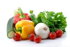 λαχανικά σύνθεσης Στοκ εικόνα με δικαίωμα ελεύθερης χρήσης