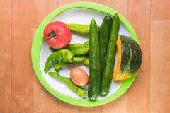 Λαχανικά της Ιαπωνίας Στοκ φωτογραφία με δικαίωμα ελεύθερης χρήσης