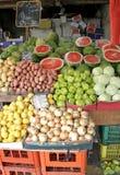 λαχανικά της Χάιφα stalll Στοκ Εικόνα
