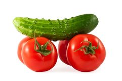 λαχανικά υγείας Στοκ εικόνες με δικαίωμα ελεύθερης χρήσης