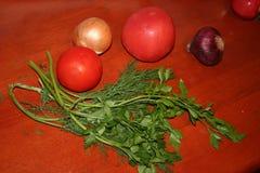 Λαχανικά φθινοπώρου Στοκ εικόνα με δικαίωμα ελεύθερης χρήσης