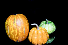 Λαχανικά, χορτάρια και φρούτα Στοκ Εικόνα