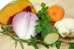 λαχανικά χορταριών Στοκ Φωτογραφία