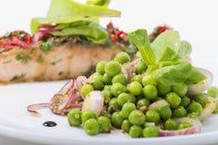 Λαχανικά ψαριών Στοκ φωτογραφία με δικαίωμα ελεύθερης χρήσης