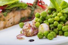 Λαχανικά ψαριών Στοκ φωτογραφίες με δικαίωμα ελεύθερης χρήσης