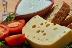 Λαχανικά, ψωμί στοκ εικόνες με δικαίωμα ελεύθερης χρήσης