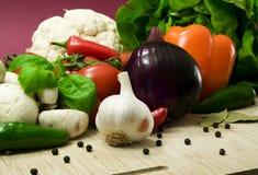 λαχανικά Στοκ φωτογραφία με δικαίωμα ελεύθερης χρήσης