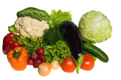 λαχανικά Στοκ εικόνα με δικαίωμα ελεύθερης χρήσης