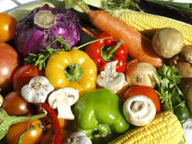 Λαχανικά Στοκ Φωτογραφίες
