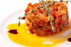 Λαχανικά Ratatouille Στοκ Εικόνες
