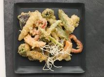λαχανικά tempura στοκ φωτογραφίες με δικαίωμα ελεύθερης χρήσης