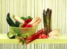 Λαχανικό άνοιξη Στοκ Φωτογραφία