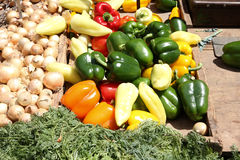λαχανικό αγοράς Στοκ φωτογραφία με δικαίωμα ελεύθερης χρήσης