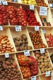λαχανικό αγοράς Στοκ εικόνες με δικαίωμα ελεύθερης χρήσης