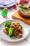Λαχανικό και φασόλια κατά την πλάγια όψη σάλτσας ντοματών στοκ φωτογραφίες με δικαίωμα ελεύθερης χρήσης