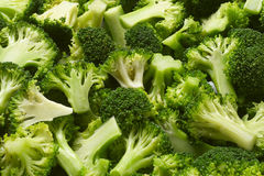 Λαχανικό μπρόκολου Στοκ εικόνες με δικαίωμα ελεύθερης χρήσης