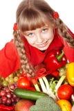 λαχανικό ομάδας καρπού πα& Στοκ Φωτογραφίες