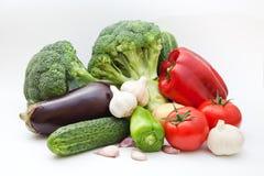 λαχανικό ομάδας Στοκ φωτογραφία με δικαίωμα ελεύθερης χρήσης