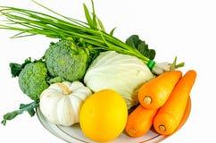 Λαχανικό ομάδας Στοκ εικόνες με δικαίωμα ελεύθερης χρήσης