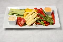 λαχανικό ορθογωνίων πιάτω στοκ φωτογραφία με δικαίωμα ελεύθερης χρήσης