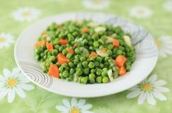 λαχανικό πιάτων Στοκ εικόνες με δικαίωμα ελεύθερης χρήσης