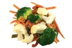 Λαχανικό που απομονώνεται Στοκ Φωτογραφία