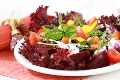 λαχανικό σαλάτας παντζαρ&i Στοκ Εικόνες