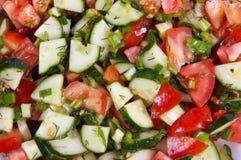 λαχανικό σαλάτας Στοκ Εικόνες