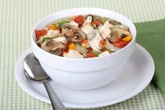 λαχανικό σούπας κοτόπου&la Στοκ φωτογραφίες με δικαίωμα ελεύθερης χρήσης