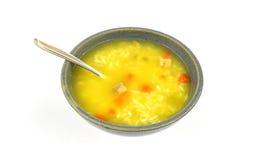 λαχανικό σούπας ρυζιού κ&om Στοκ Φωτογραφία