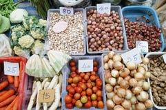 λαχανικό στάσεων Στοκ Εικόνες