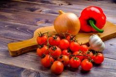Λαχανικό στο γραφείο Στοκ Φωτογραφίες