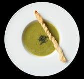 λαχανικό συστροφής σούπ&alpha Στοκ φωτογραφία με δικαίωμα ελεύθερης χρήσης