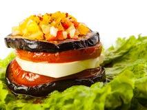 λαχανικό tournedo σάντουιτς Στοκ φωτογραφία με δικαίωμα ελεύθερης χρήσης