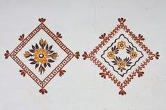 λαϊκά πρότυπα Στοκ Εικόνες
