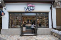 Λαϊκό κατάστημα Disneyworld, Σαγκάη Στοκ Εικόνες