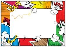 Λαϊκό υπόβαθρο τέχνης με τη θέση για το κείμενο απεικόνιση αποθεμάτων