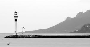 Λα β croisette που περπατά Στοκ Εικόνες
