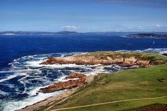 Λα θανάτου coruna ακτών Στοκ εικόνες με δικαίωμα ελεύθερης χρήσης
