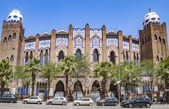 Λα μνημειακό στη Βαρκελώνη Στοκ φωτογραφία με δικαίωμα ελεύθερης χρήσης
