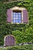 Λα της Γαλλίας gageac roque Στοκ φωτογραφία με δικαίωμα ελεύθερης χρήσης