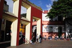 Λα της Μπογκοτά candelaria Στοκ Φωτογραφία