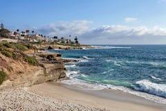 Λα Χόγια - νότια Καλιφόρνια Στοκ Εικόνες
