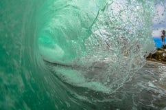 Λα Χόγια Shorebreak Στοκ Εικόνες